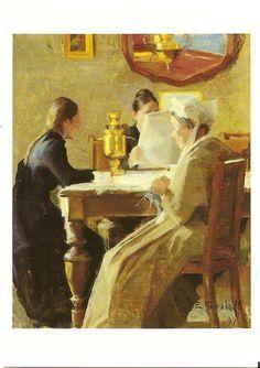 Finnish Women, Female Painters, Tea Art, Woman Painting, Monet, Van Gogh, Impressionist, Finland, Norway
