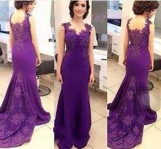 New Arrival Long Prom Dress,Mermaid Evening Dress,Sexy Prom
