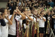 Spirit, Pep Rally, Repetition. Rouse High School