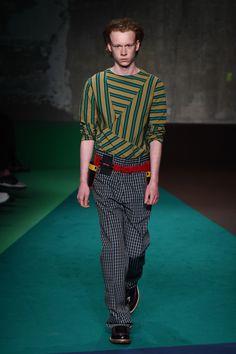 Marni | Menswear - Autumn 2017 | Look 22