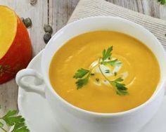 Soupe au potiron au Thermomix© : http://www.fourchette-et-bikini.fr/recettes/recettes-minceur/soupe-au-potiron-au-thermomixc.html