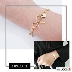 Bridesmaid Bracelet, Wedding Bracelet, Name Bracelet, Personalized Bracelets, Ps, Campaign, Content, Medium, Store