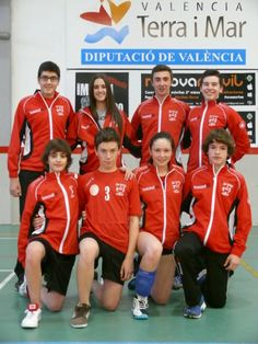 El Club Voleibol Xàtiva cuenta con ocho deportistas de élite