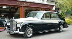 Chassis 5LVF65 (1966) Touring Limousine by James Young (design PV23)