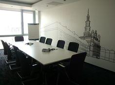 Sala konferencyjna, Poznań