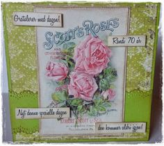 Kort til jubilant  Papirer fra Pion  fo2scrap ♥ papirdilla