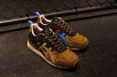 "mita sneakers x ASICS Tiger GT-II ""Squirrel"" - EU Kicks Sneaker Magazine"