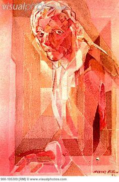 Self-Portrait Jacques Villon 1875-1963 French
