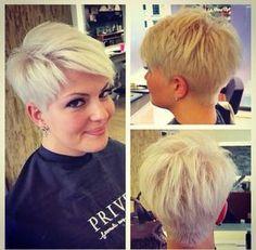 Ga+jij+voor+blond+dit+jaar?+Blonde+korte+kapsels+voor+jou