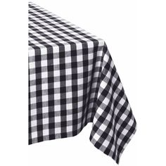 & White ers 52 x 52 Tablecloth
