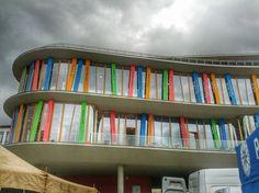 Municipal Library Decin - Czech Republic .....