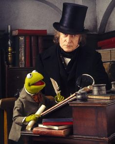 Today's Weekly Human Wednesday article is written by Kyle Mahoney and comes in honor of The Muppet Christmas Carol releasing on Blu-ray yesterday. Be sure to read our review of the release.EB…