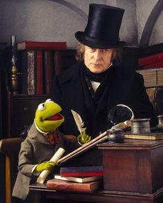 Michael Caine as Ebenezer Scrooge,