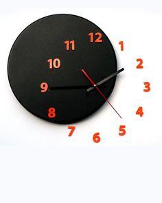 wallclock, wall clock, out of time, black clock