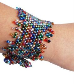 free seed bead bracelet patterns   Cut Out And Keep's Jewelry How-Tos - The Beading Gem's Journal