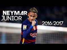 Neymar - best goals, passes and skills 2016-2017