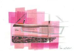 Suzanne Vanderbilt, GM 'Damsel' Turned Pioneering Auto Designer - Core77