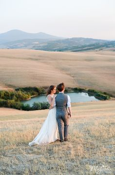 Anastasia&Kirill//Wedding in Tuscany