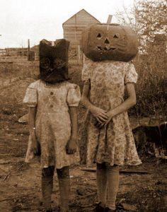 Halloween girlies