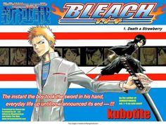Bleach Manga ch.1 Page 1