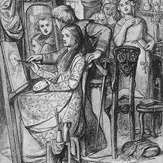 Dante Gabriel Rossetti — A Parable of Love