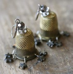 Omg, I need thimbles! These are ADORABLE!