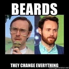 But you know that IF you could grow a beard, you'd go from ugly duckling to beautiful hairy swan in an instant. | 19 Painful Truths Only Guys Who Can't Grow Beards Will Understand