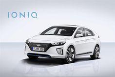 Hyundai IONIQ : électrique et hybride en Europe dès 2016