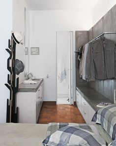 Apartamento con toques masculinos | Estilo Escandinavo