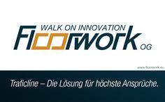 FLOORWORK- der Spezialist wenn es um Industriebodenbeläge geht! Garage Boden, Tech Companies, Innovation, Company Logo, Logos, Landing Pages, Logo