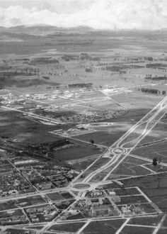 Cali, Back In Time, Airplane View, City Photo, Cities, Photography, Bogota Colombia, Historical Photos, Antique Photos