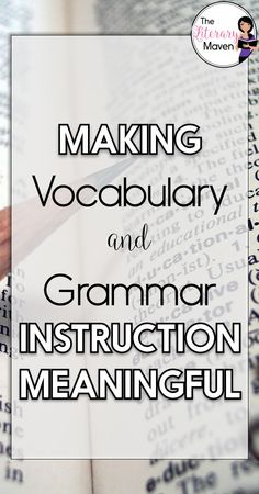 Having a strong vocabulary and a solid understanding of grammar will make students better readers and writers. This #2ndaryELA Twitter chat was all about vocabulary and grammar instruction. Middle school and high school English Language Arts teachers discussed how to integrate grammar into the rest of your curriculum and make lessons less boring. Teachers also shared .their approach to teach vocabulary and fun practice activities. Read through the chat for ideas to implement in your…