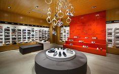 Sports Store | Retail Design | Shop Interior | Sports Display | Li Ning stores by Ziba Beijing Tianjin China