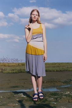 Christian Wijnants Resort 2015 Collection Photos - Vogue