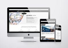 Mercedes Benz Academy on Behance