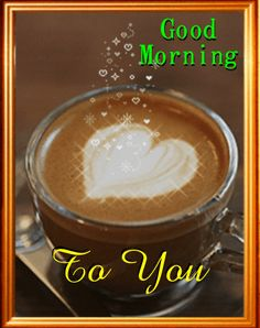 Send Loads of Love and the morning energiser #Coffee to your loved ones to wish them #GoodMorning. www.123greetings.com