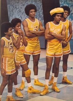 The Jackson 5 (also spelled The Jackson Five , or The Jackson ), later known as The Jacksons , were an American popular music family g.