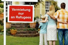 """Beschlagnahme von Immobilien zugunsten Flüchtlinge  """"Wenn 1,2 Millionen Quadratmeter Bürofläche leerstehen, muss kein Flüchtling draußen übernachten."""" Nach dem Grundgesetz darf die Beschlagnahme von Immobilien jedoch nur das letzte Mittel sein."""