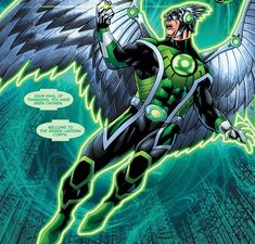 The Death of Hawkman and the fate of Isamot Kol - The Blog of OA
