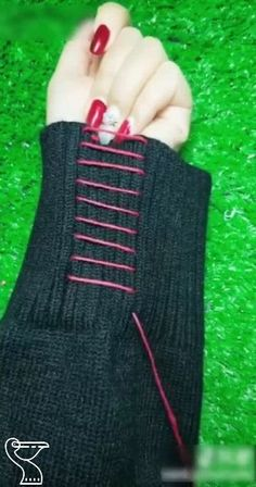 Hand Embroidery Dress Sewing Stitches Embroidery Stitches Sewing Hacks Sewing Tutorials Sewing Crafts Sewing Projects Clothing Hacks Diy Arts And Crafts Sewing Stitches, Embroidery Stitches, Hand Embroidery, Embroidery Ideas, Sewing Patterns Free, Free Sewing, Hand Sewing, Crochet Patterns, Sewing Hacks