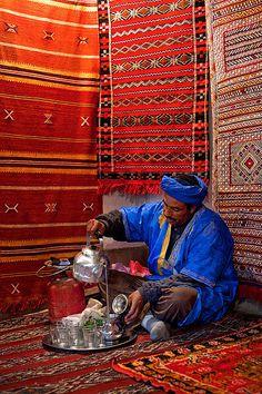 Mini travel guide to Morocco.