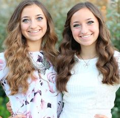 Brooklyn and Bailey!! They are gorgeous!!
