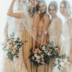 This bride and these blooms! Bridesmaid Dresses, Wedding Dresses, Wedding Planner, Bloom, Flowers, Fashion, Bridesmade Dresses, Bride Dresses, Wedding Planer