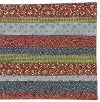 """Winter Magic 54"""" Table Runner by Primitive Home Decors. $32.95. 100% Cotton Fabric. Limited quantities available Winter Magic 54"""" Table Runner 13"""" Wide x 54"""" Long Priced and sold individually. 100% Cotton Designed and manufactured by Park Designs."""