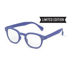 Lavender Blue #C Let Me See Reading Glasses by See Concept at www.vertigohome.us