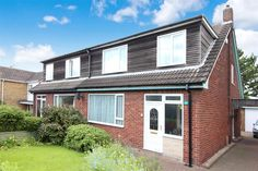 This Is Leeds Property - 3 bed semi-detached house for sale Westway, Garforth, Leeds LS25