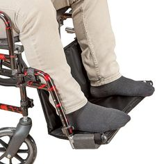 WHEELCHAIR FOOT CUSHION | Taylor Gifts