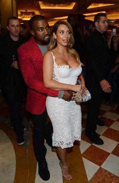 Kanye West says wedding to Kim Kardashian will be next summer