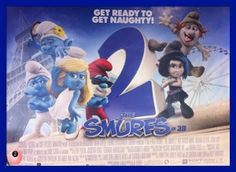 Smurf 2: relationships. How a teen mother of a boy with Aspergers identified with the Smurfs 2 film to show hope for the future based on the choices you make
