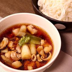 Mie Goreng, Soup, Cooking, Ethnic Recipes, Kitchens, Kitchen, Cuisine, Koken, Soups
